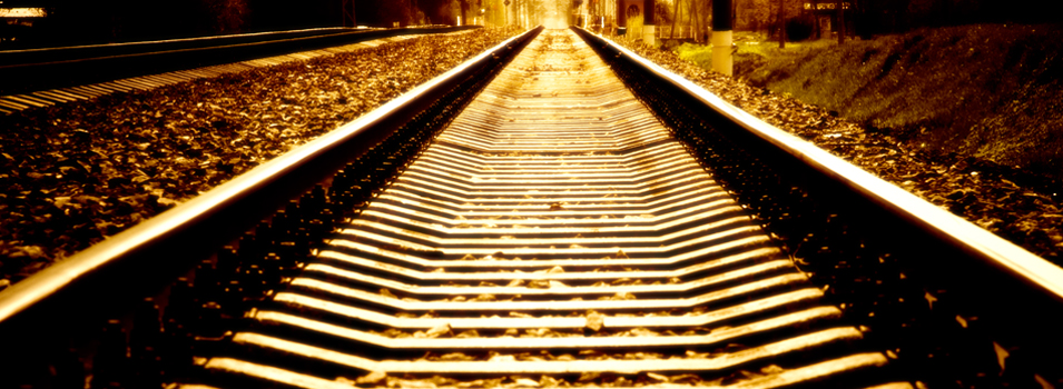 Railroad perspective