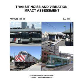 FTA Noise and Vibration Impact Assessment Training Courses